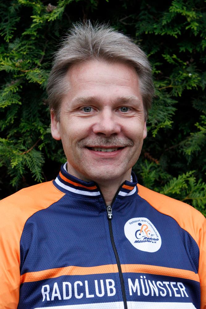 Frank Pühse, Vorsitzender