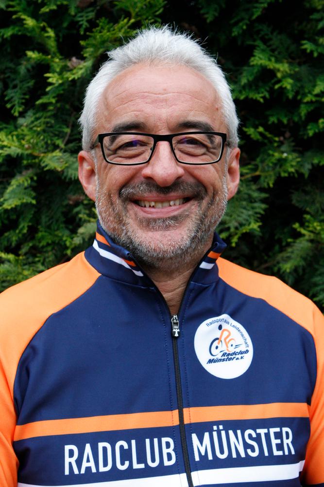 Andreas Tschöpe, Schriftführer