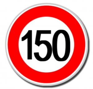 Die erste 150km Tour startet bald